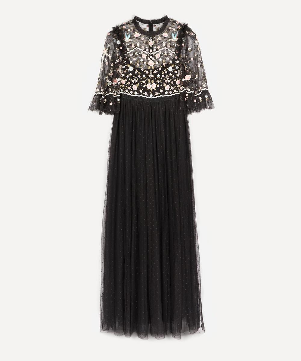 Needle & Thread - Regency Garden Maxi-Dress