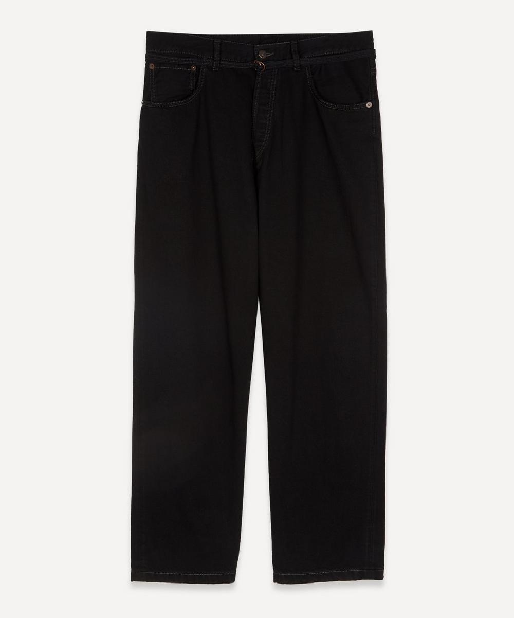 Acne Studios - 1992 Toj Overdyed Loose-Fit Jeans