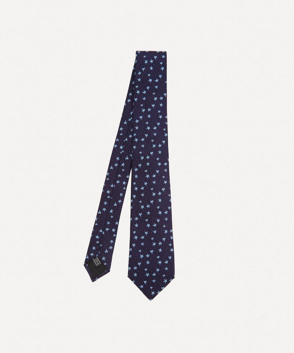 Lanvin - Star Silk Tie