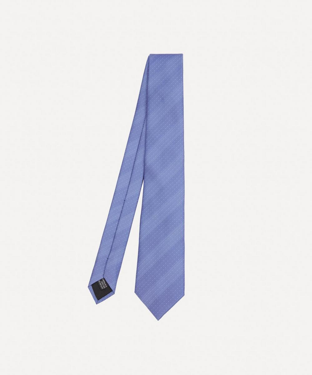 Lanvin - Mini Dot Silk Tie