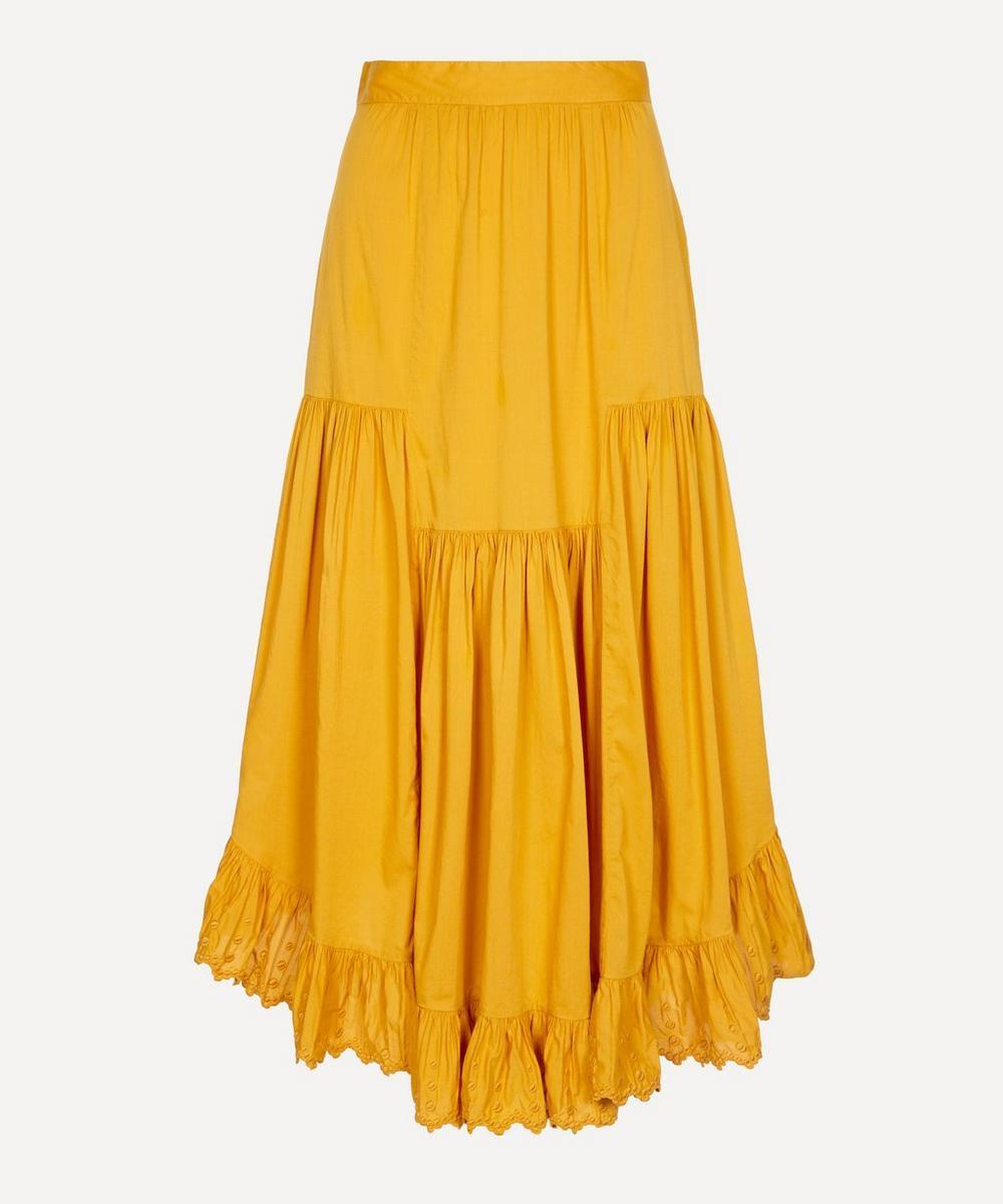 Masscob - Primrose Asymmetric Skirt