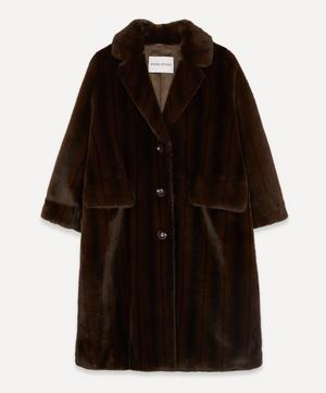 Theresa Faux-Fur Coat