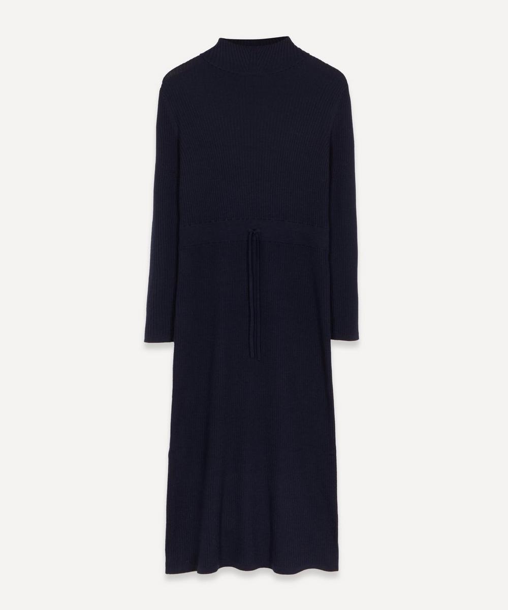 A.P.C. - Alma Ribbed Merino Wool Dress