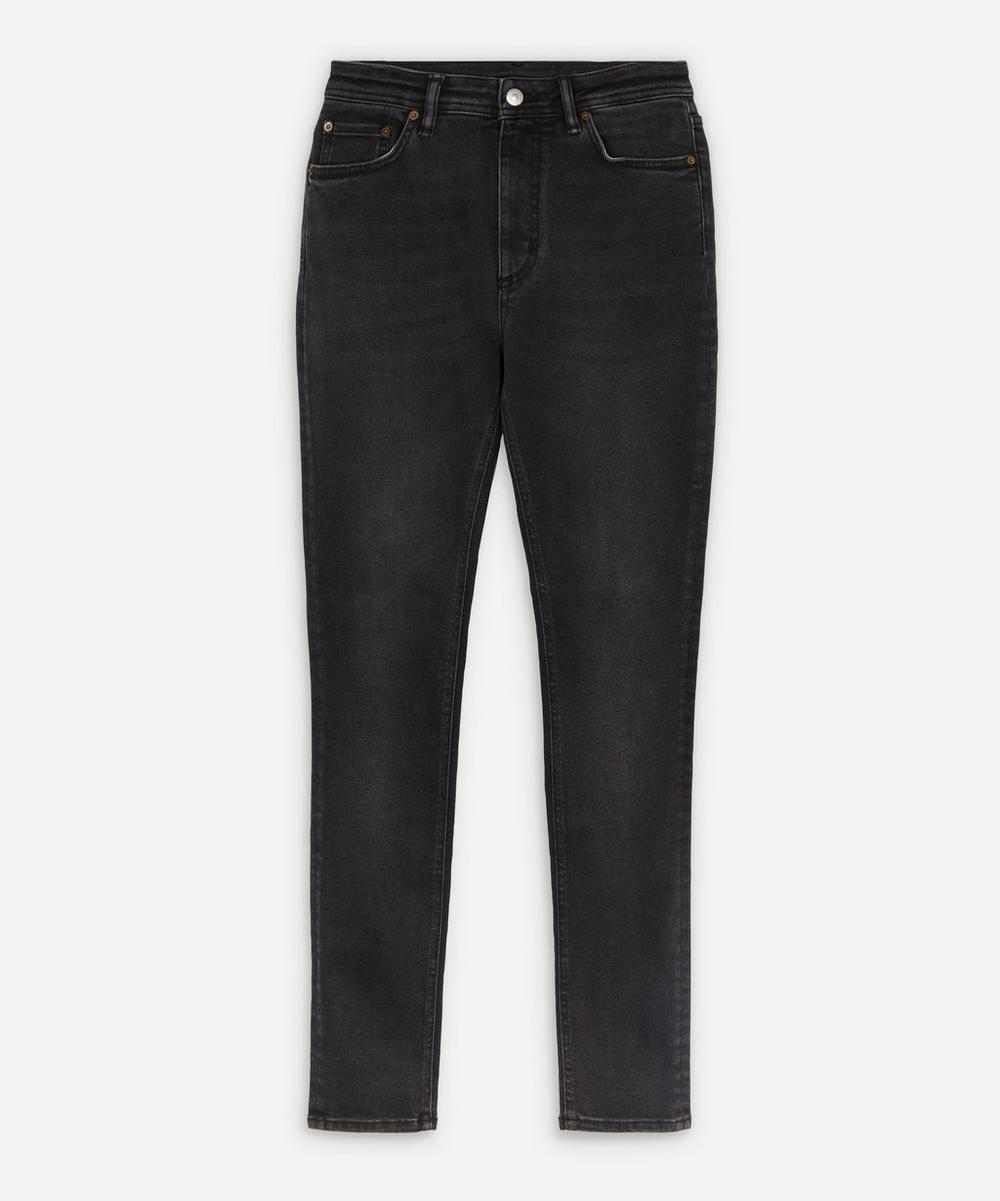 Acne Studios - Peg High-Rise Skinny Jeans