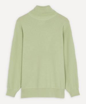 Textured Merino Knit Jumper