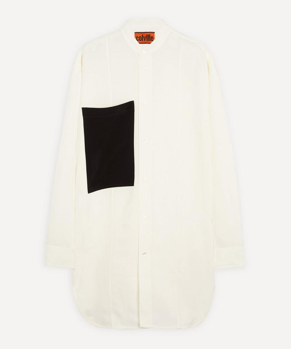 Colville - Oversized Cotton Shirt