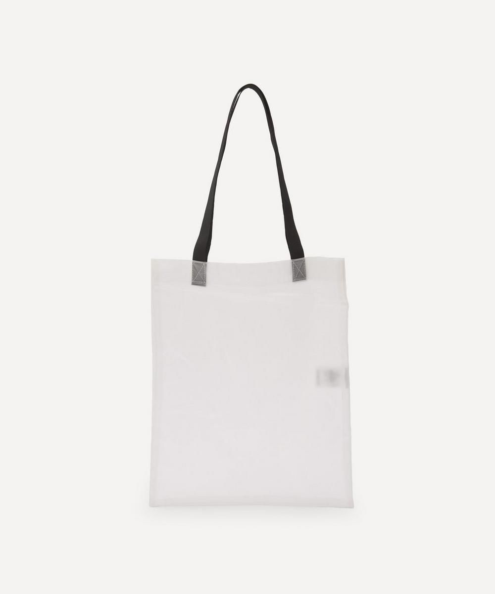 RAINS - Transparent Shopper Bag
