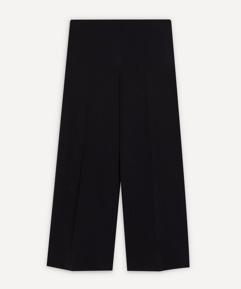 The Row - Ander Cropped Wide-Leg Trousers