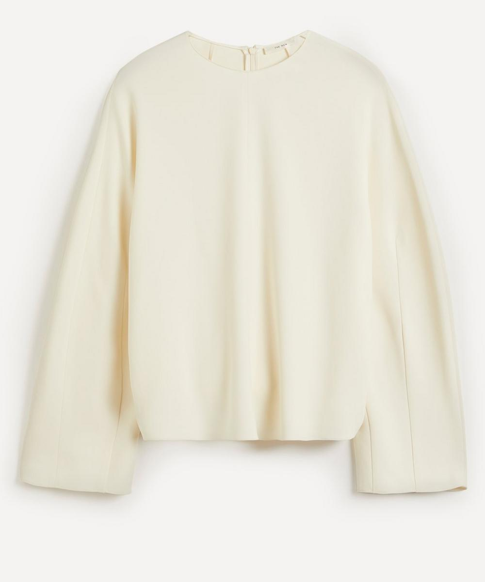 The Row - Linda Matte Blouse