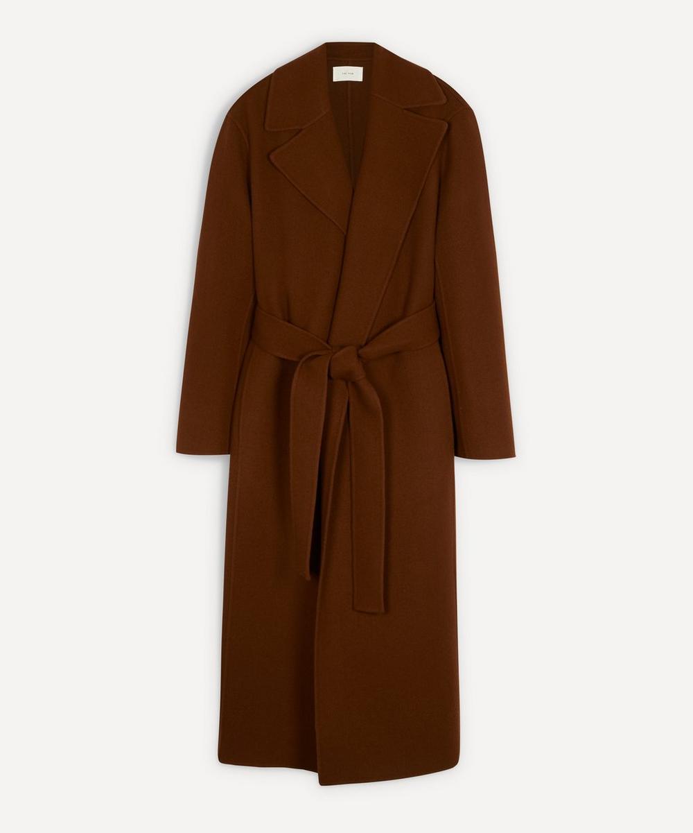 The Row - Malika Wool Coat