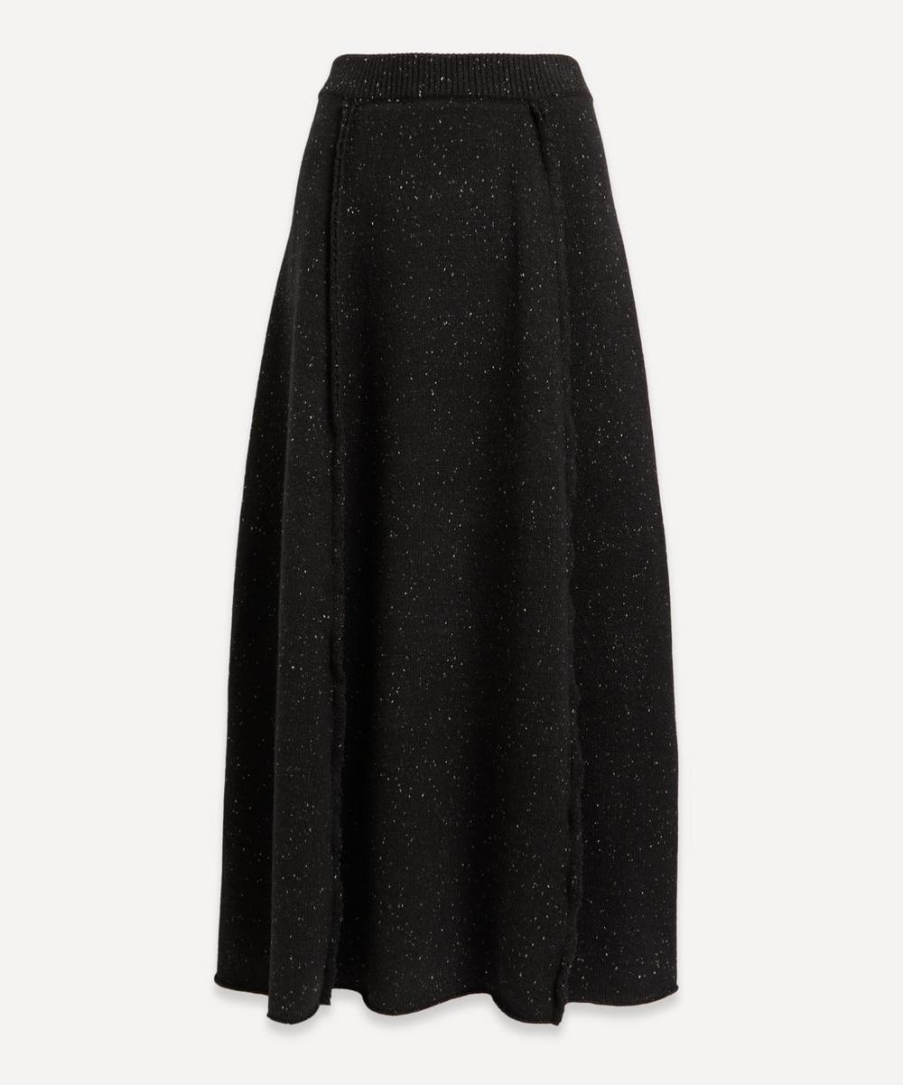 The Row - Arlette Wool Midi-Skirt