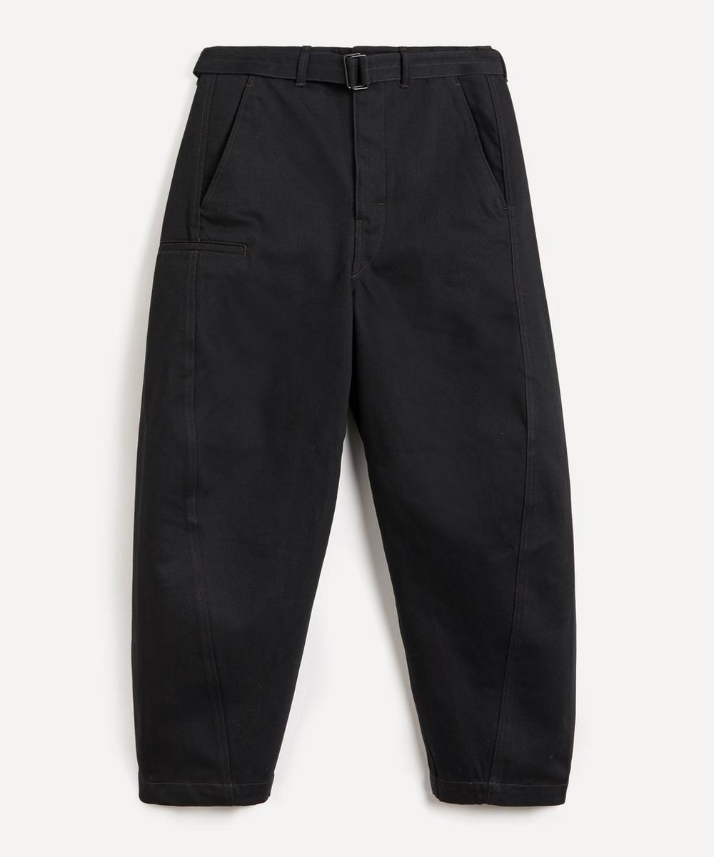 Lemaire - Twisted Seam Jeans