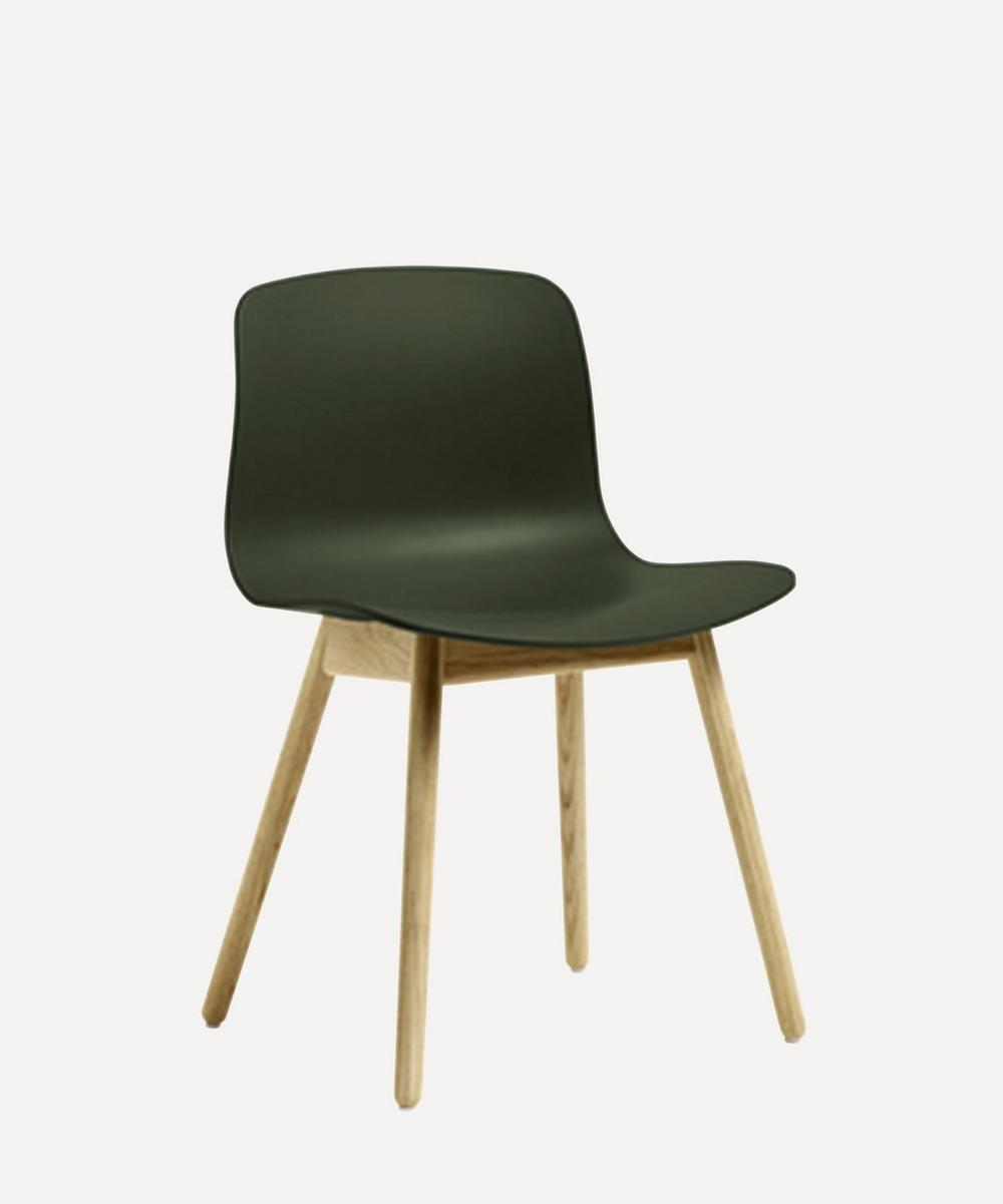 Hay - Soaped Solid Oak Chair