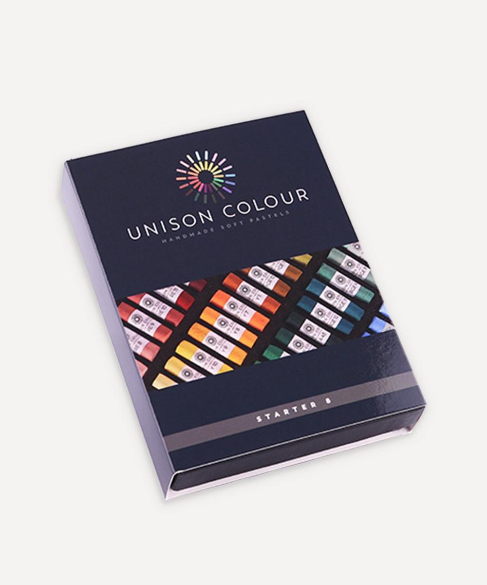 Unison Colour - Pastels Starter Set of 8