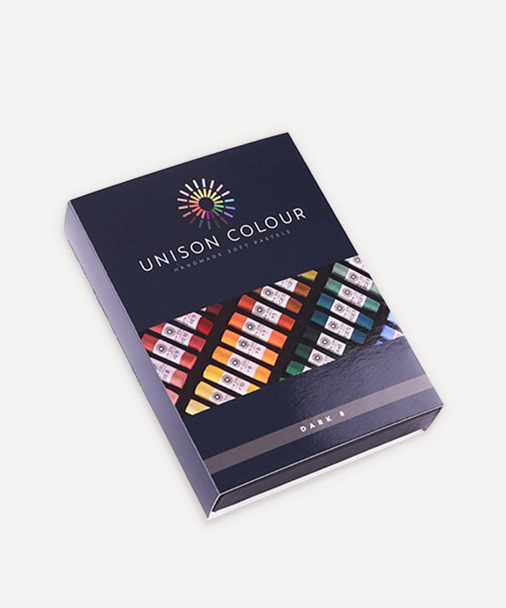 Unison Colour - Dark Pastels Set of 8