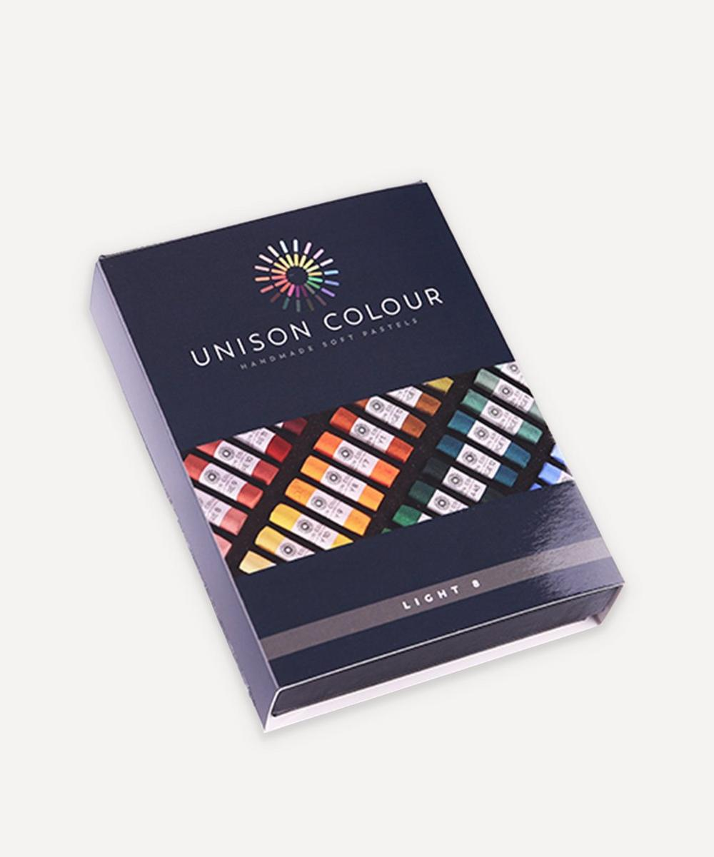 Unison Colour - Light Pastels Set of 8