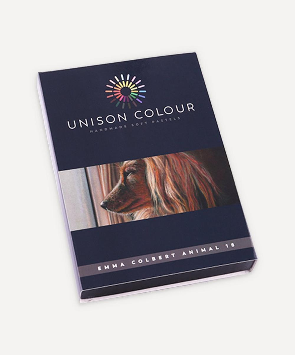 Unison Colour - Animal Pastels Set of 18