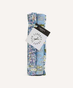 Blue Tana Lawn™ Cotton Fabric Bundle One Metre