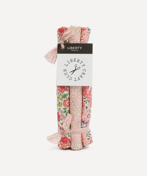 Pink Tana Lawn™ Cotton Fabric Bundle One Metre