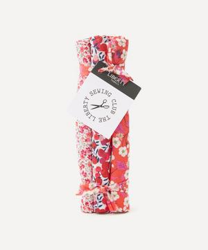 Red Tana Lawn™ Cotton Fabric Bundle One Metre