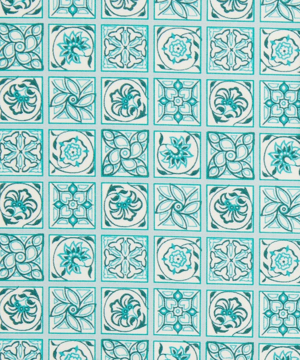Liberty Fabrics - Argyll Tile Lasenby Cotton