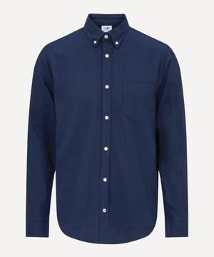 Levon Flannel Twill Cotton Shirt