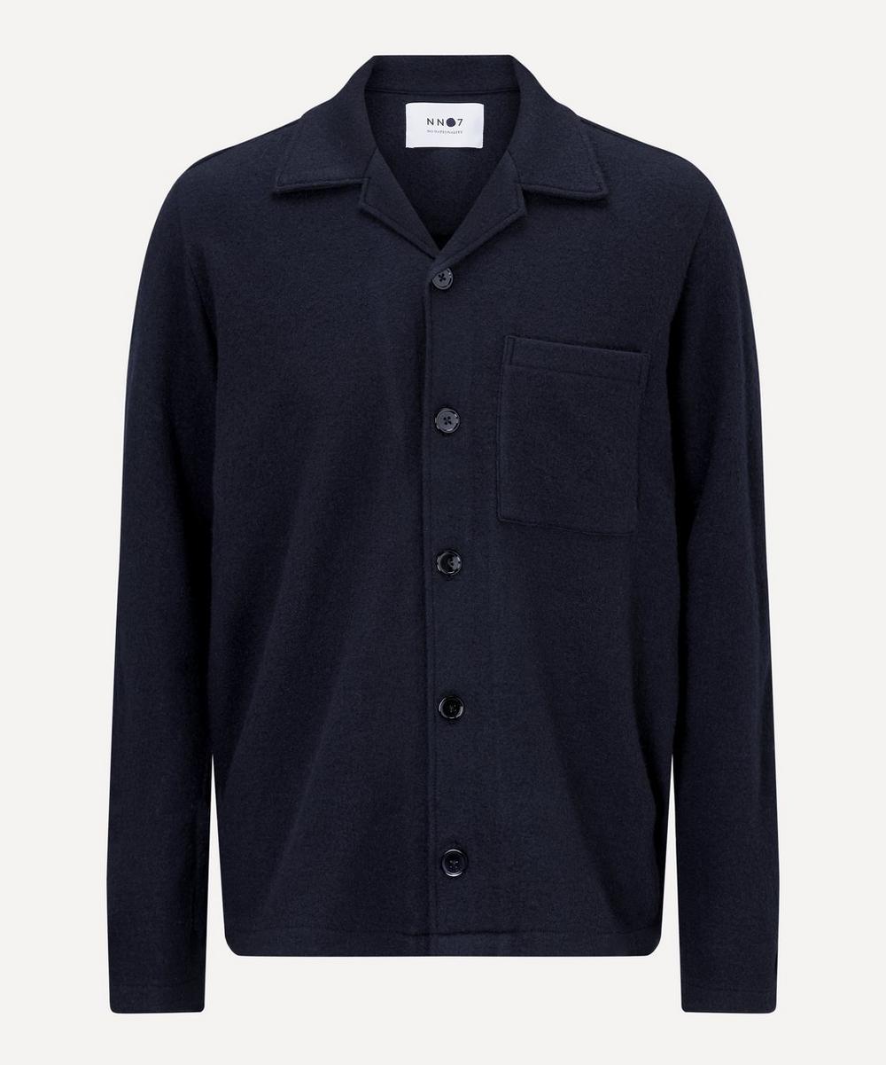 NN07 - Miyaga 6394 Knitted Shirt