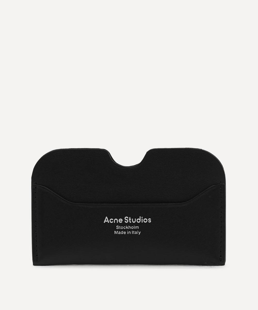 Acne Studios - Leather Card Holder