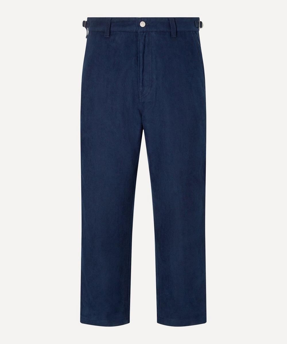 Ami - Moleskin Worker Trousers