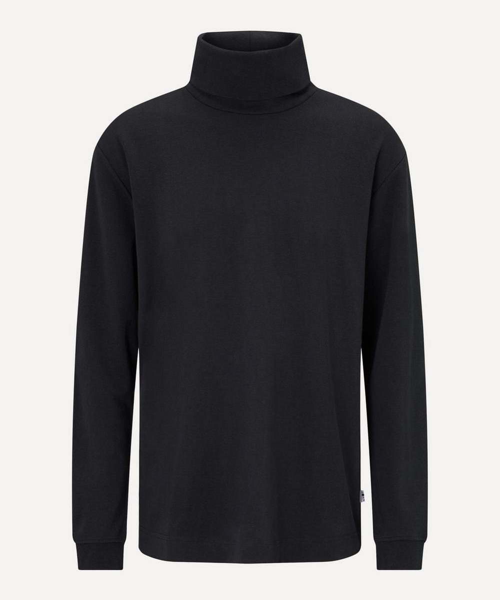 NN07 - Zyron Roll-Neck Sweatshirt
