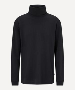 Zyron Roll-Neck Sweatshirt
