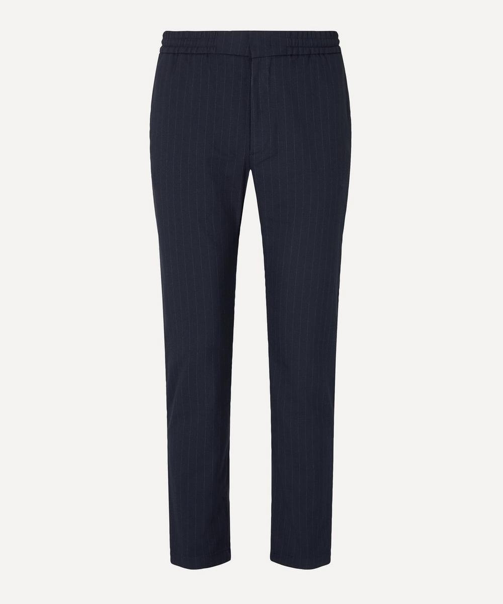NN07 - Foss 1823 Elastic-Waist Trousers