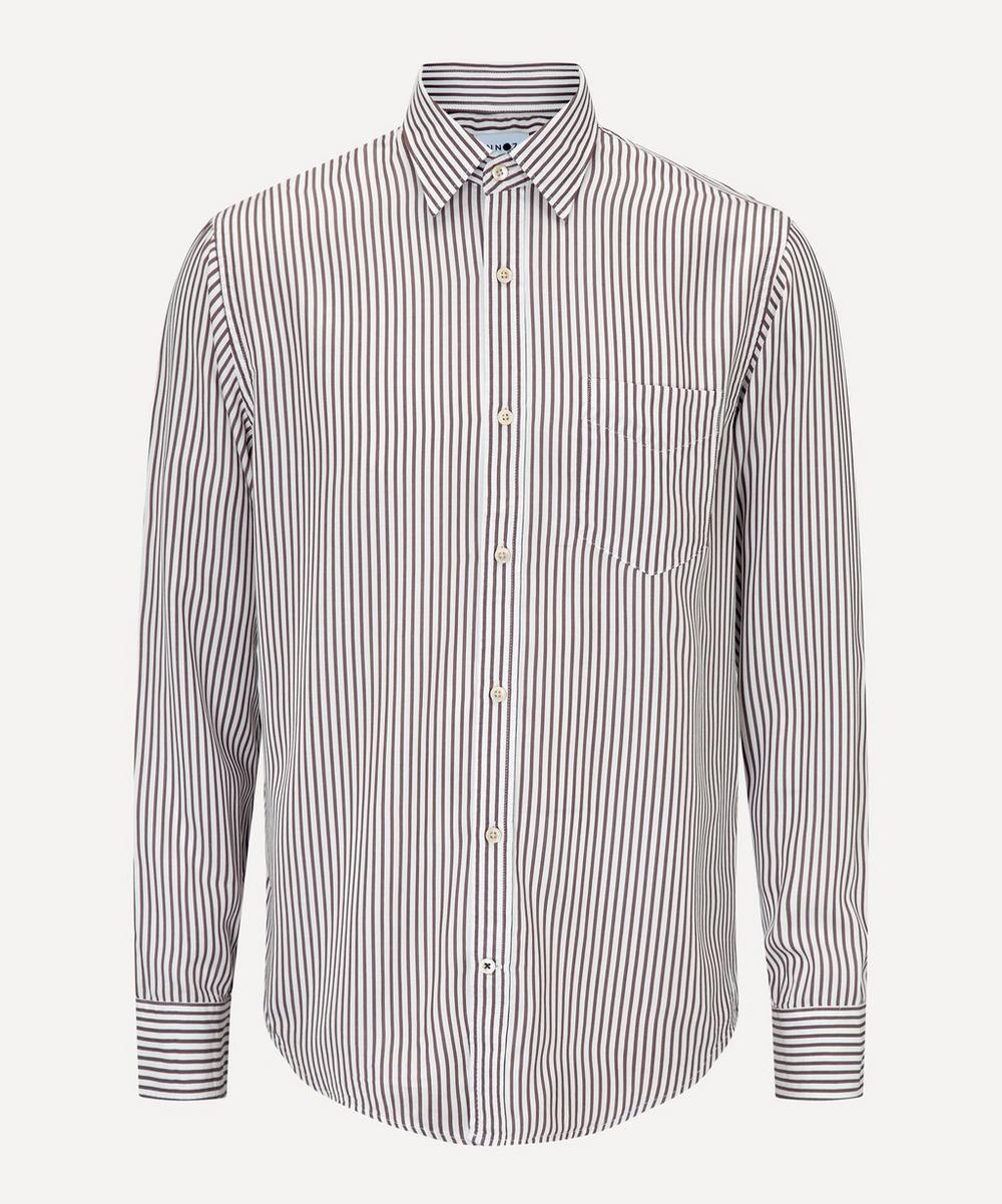 NN07 - Deon 5112 Draped Tencil Shirt