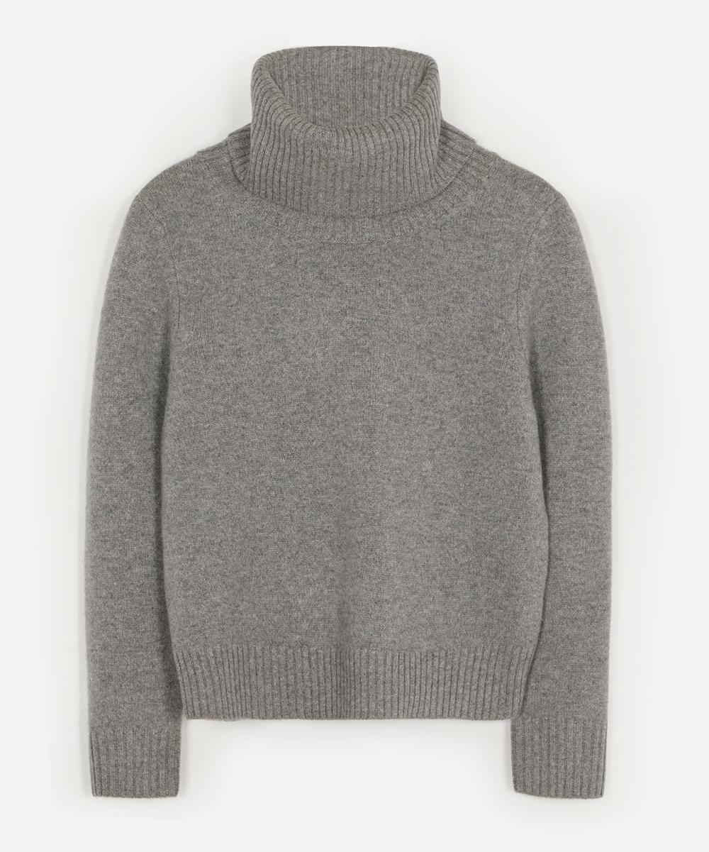 Totême - Prati Roll-Neck Wool-Cashmere Jumper