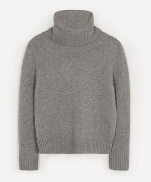 Prati Roll-Neck Wool-Cashmere Jumper