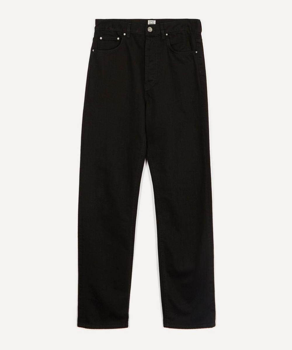 Totême - Ease Straight-Leg Jeans