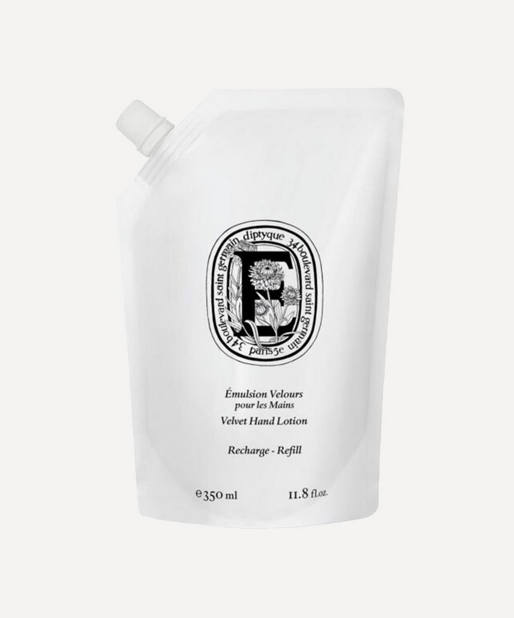Diptyque - Velvet Hand Lotion Refill 350ml