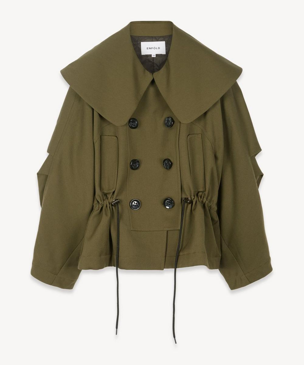 Enföld - Double-Breasted Wool Jacket