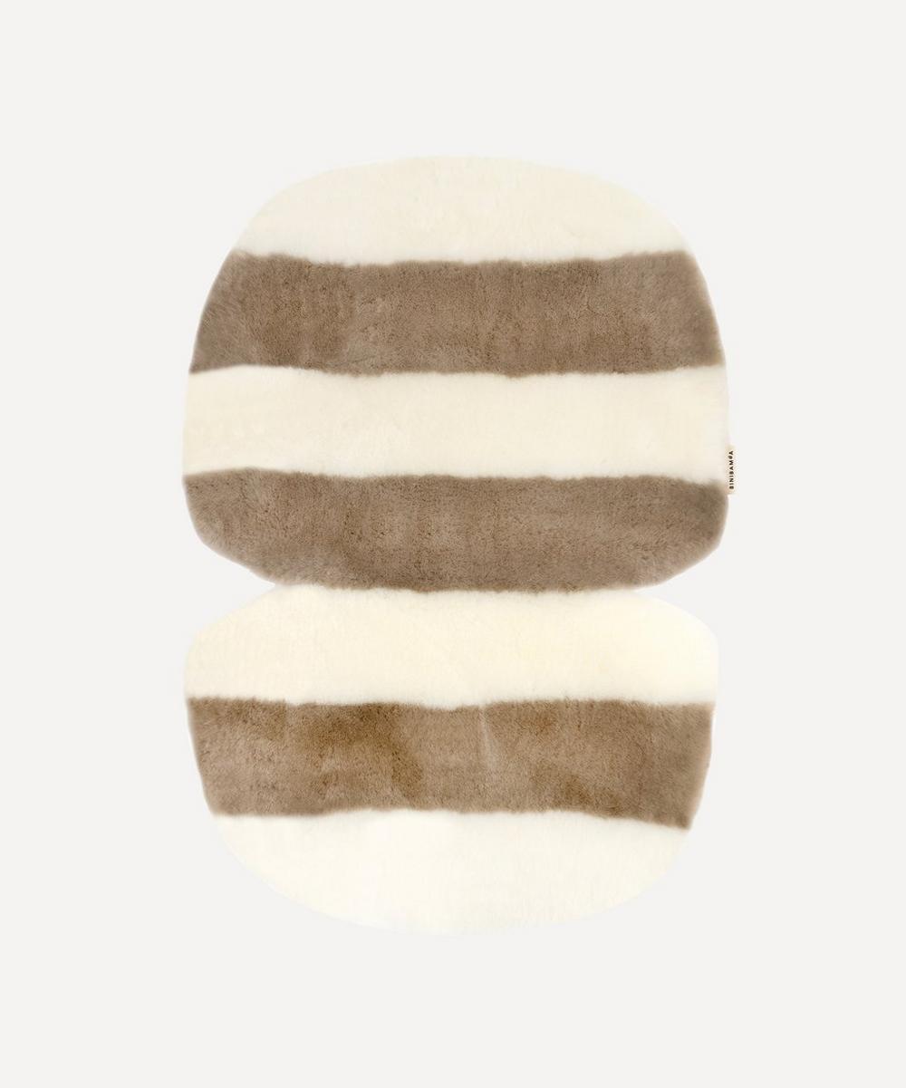 Binibamba - Milk Toast Stripe Snuggler