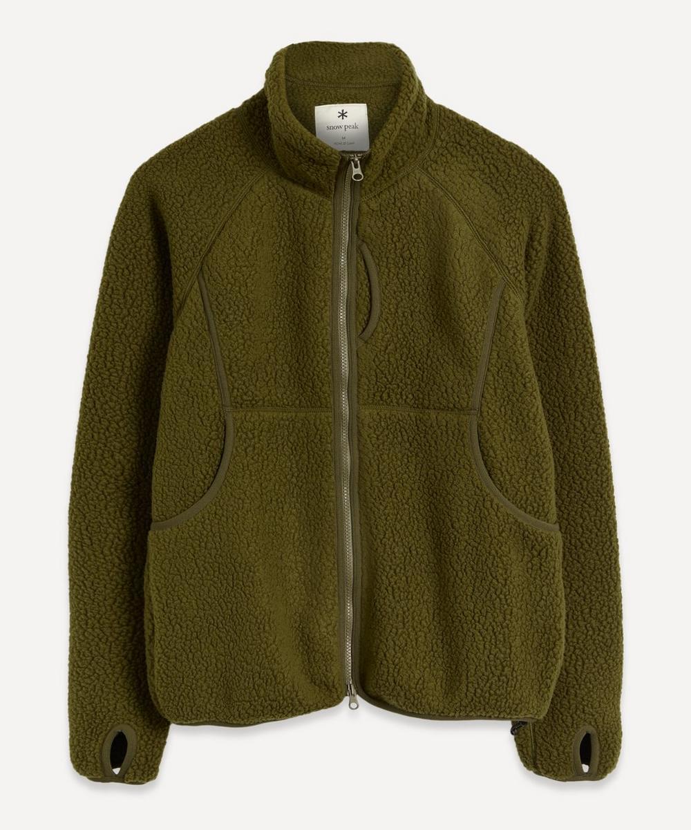 Snow Peak - Thermal Boa Fleece Jacket