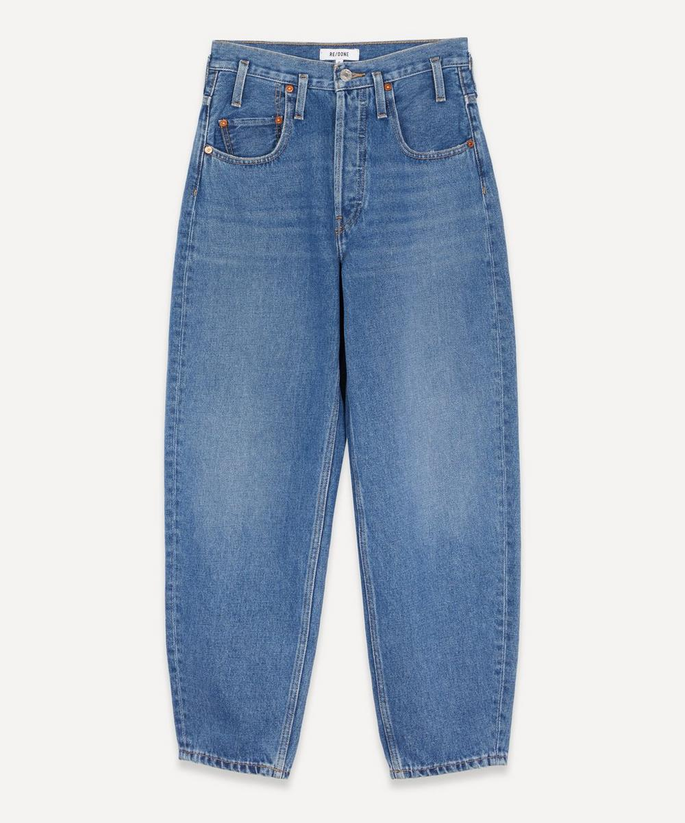 RE/DONE - '80s Peg Leg Jeans