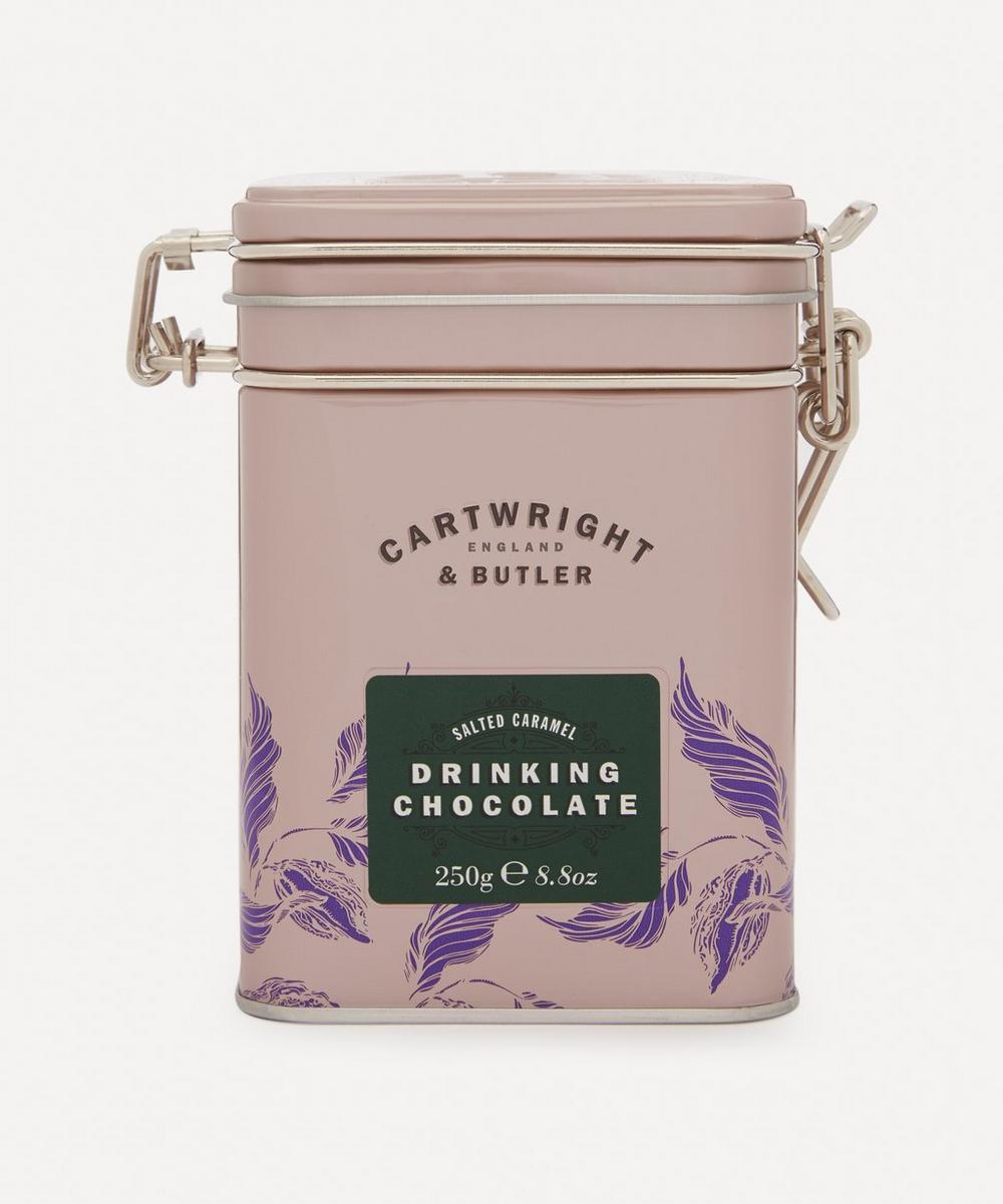 Cartwright & Butler - Salted Caramel Drinking Chocolate 250g