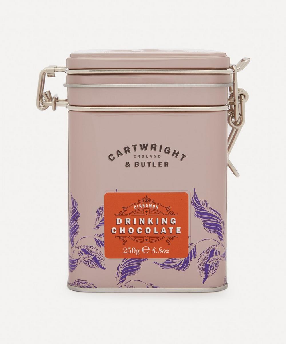 Cartwright & Butler - Cinnamon Drinking Chocolate 250g