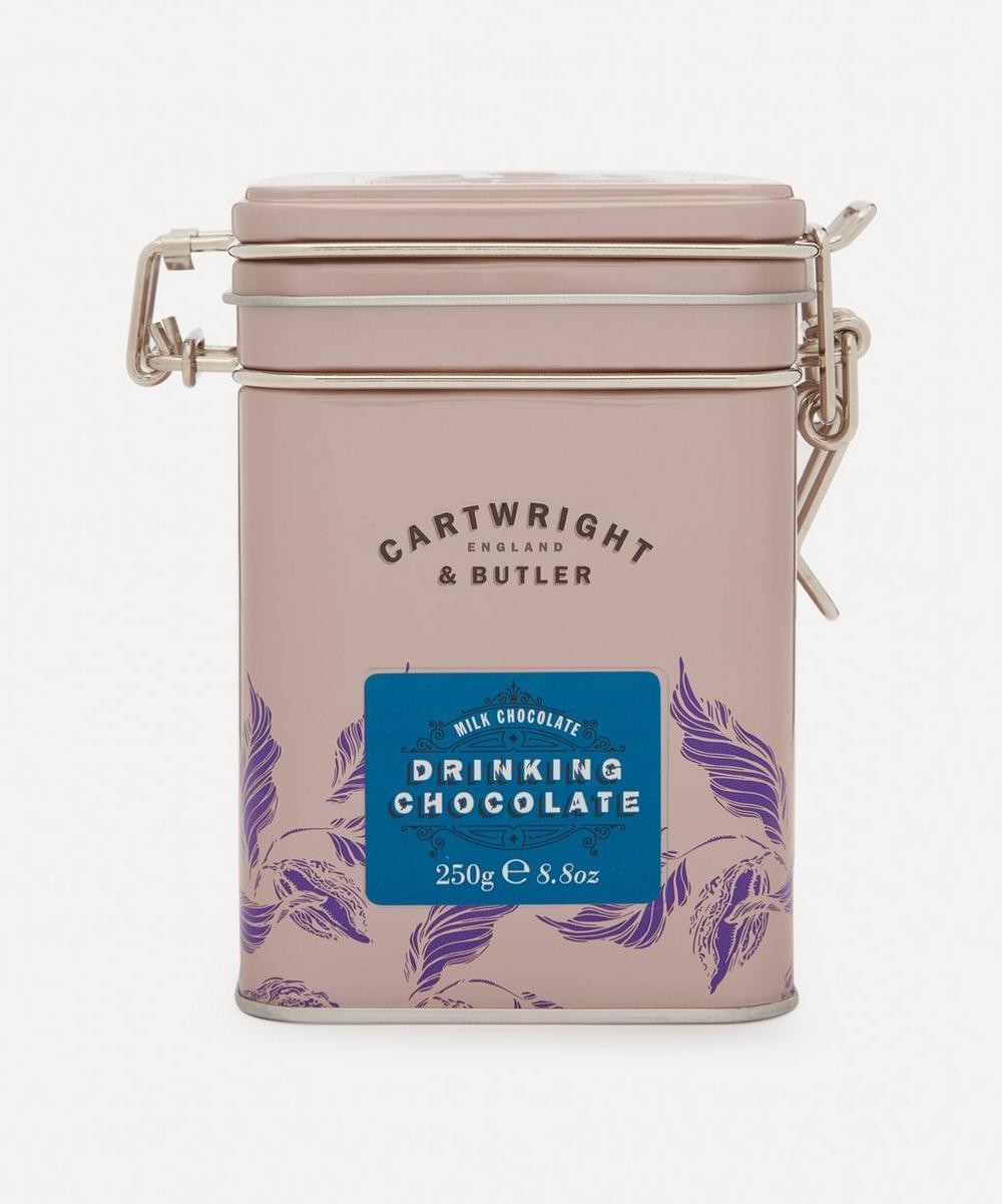 Cartwright & Butler - Milk Drinking Chocolate 250g