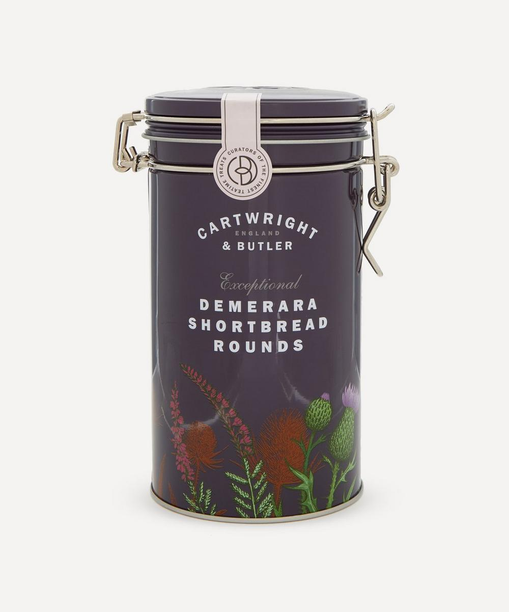 Cartwright & Butler - Demerara Shortbread Rounds 200g