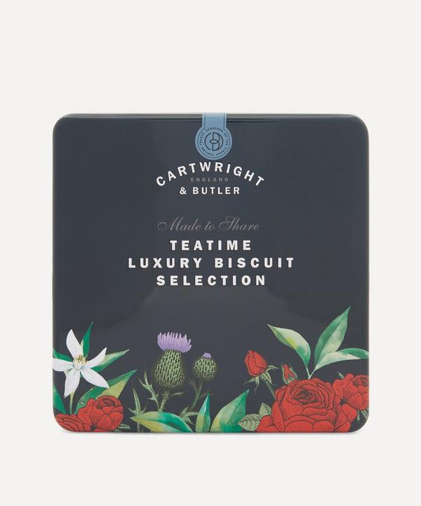 Cartwright & Butler - Luxury Biscuit Selection 200g