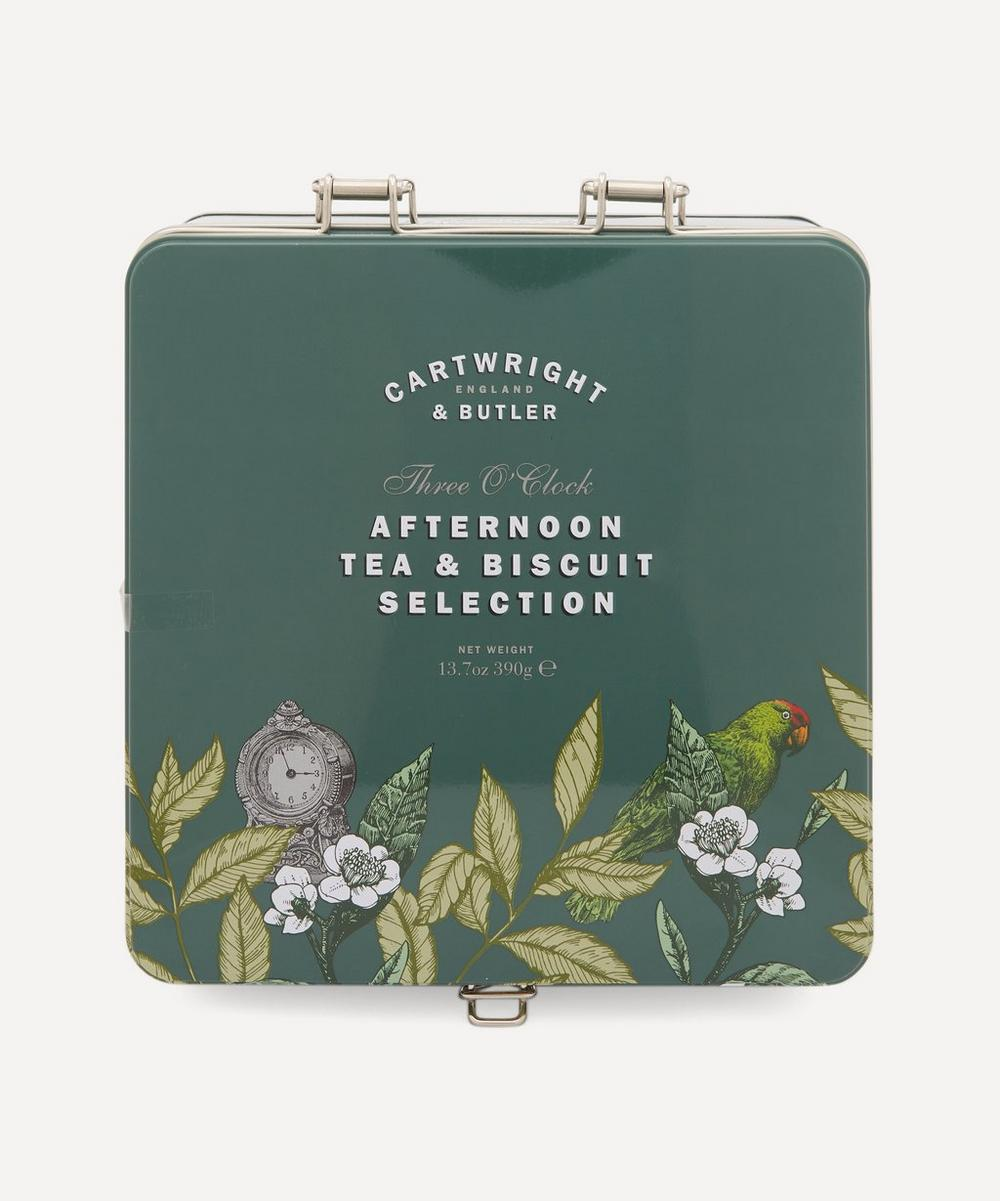 Cartwright & Butler - Three O'Clock Biscuit Selection 480g