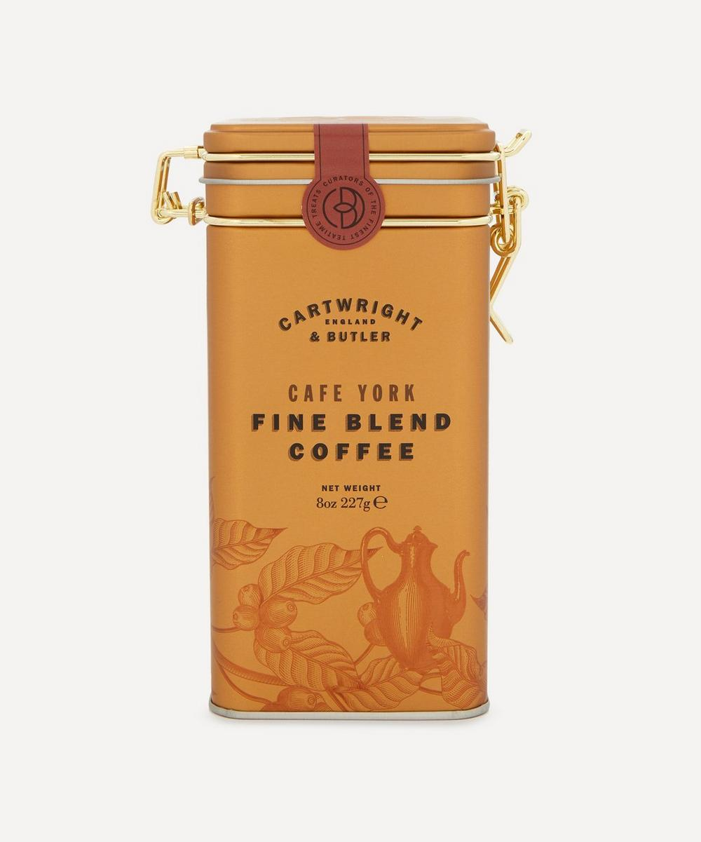 Cartwright & Butler - Café York Blend Coffee 227g