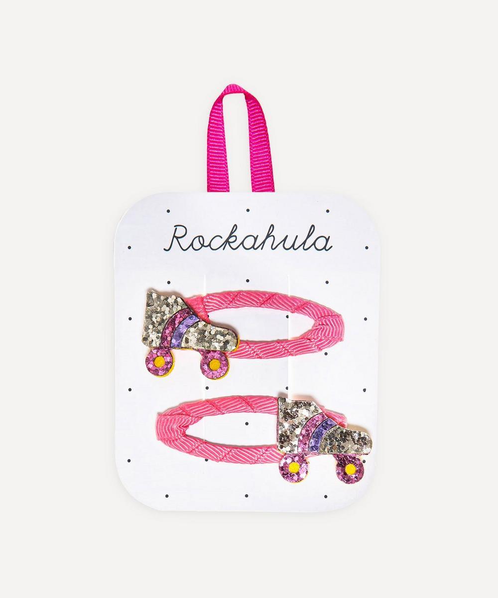 Rockahula - Roller Disco Glitter Hair Clips