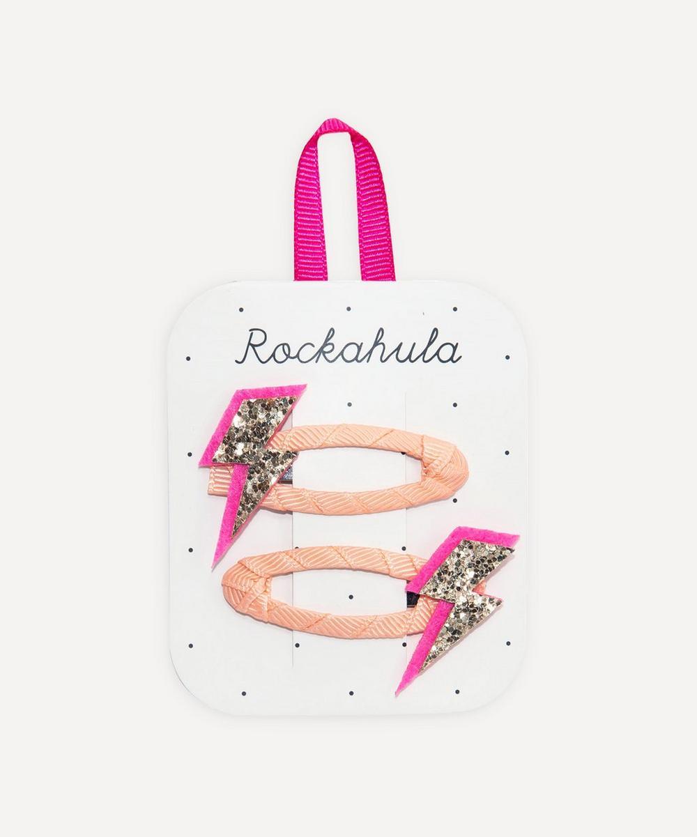 Rockahula - Lightning Flash Glitter Hair Clips